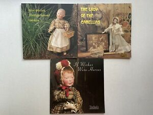 3 Theriault's Catalogs, 1987 with price sheets(980, 991, 1021 pictured lots)