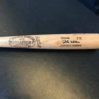 1976 John Wathan Signed Game Used Louisville Slugger Baseball Bat