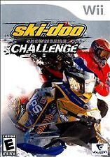 Ski-Doo: Snowmobile Challenge (Nintendo Wii, 2009) Game Only!