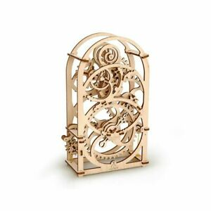 UGEARS TIMER 3D PUZZLE WOODEN MECHANICAL MODEL JIGSAW TOY WORKING MODEL ENGINE