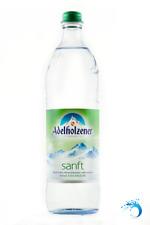 ADELHOLZENER Alpenquellen sanft mit wenig Kohlensäure ~ 12 Flaschen