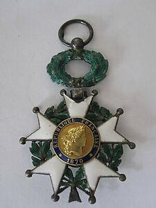 Frankreich Ritter der Ehrenlegion 1870 2.Kl Orden Unifrom Fremdenlegion