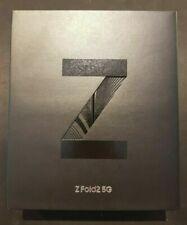 Samsung Galaxy Z Fold2 5G SM-F916B - 256GB - Mystic Black (Versiegelt)