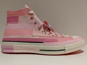 Converse Chuck Taylor 70 Hi Millie Bobby Brown Pink Size 9 Men's 167298c