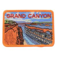 "Grand Canyon Patch - Arizona, National Park Badge, AZ 3.5"" (Iron on)"