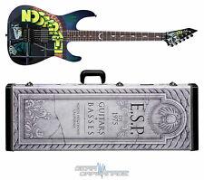 ESP LTD KH NOSFERATU + ESP TOMBSTONE CASE! Kirk Hammett Electric Guitar Limited!