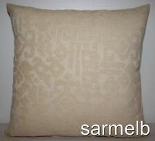 Sandy coloured Cushion Cover  NEW 40cm x 40cm