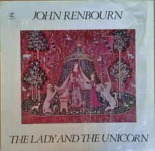 JOHN RENBOURN - THE LADY AND THE UNICORN - REPRISE LP - 1970