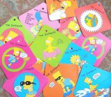 24 Original fun Simpsons car window signs with sucker