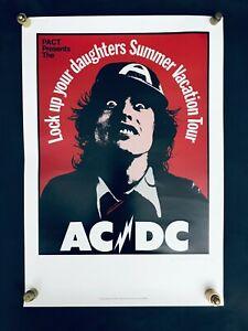 AC/DC Poster