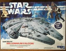 Rare!  MPC STAR WARS Millennium Falcon with Engine grille Detail set