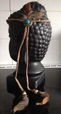 Headband Feather Costume Hair & Head Jewellery