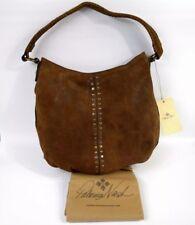 dbd78f4ae1c1 Patricia Nash Bello Handbag Burnished Cognac Suede Collection P212168 Hobo