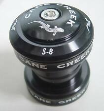 "CANE CREEK S8 S 8 S-8 HEADSET 34x30MM 28.6MM 1 1/8 "" NEW IN OEM BOX BLACK"