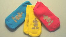 Disney 3 Pack Mickey Mouse Youth Tennis Footie Sports Socks