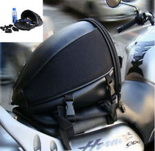 Motorcycle Tail Bag Back Seat Storage Carry Luggage Saddlebags Accessories