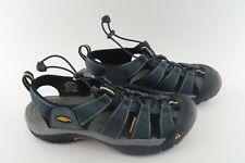 Keen Newport H2 Sandal- Mens- Size 9.5- Blue Black- [1001938]- Waterproof