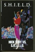 HC S.H.I.E.L.D. Nick Fury Vs SHIELD nm 9.4 2011-308 pgs Marvel Neary Hardcover