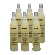 Rusk Brilliance Color Protecting Leave In Conditioner Spray 8.5 -6 PACK
