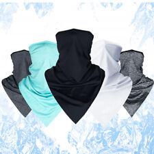 Sun UV Protection Neck Gaiter Face Cover Bandana Balaclava Headwear for Fishing