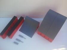 TECH DECK - Miniature Skate Park RAMPS & WALLS x4 (B)