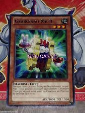 Carte YU GI OH GEARGIANO MK-II TITRE VERT DL18-FR007