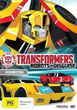 Animation & Anime Transformers DVD Movies