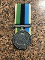 Replica War Medals AUSTRALIAN OPERATIONAL SERVICE MEDAL! Greater Middle East!