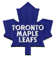 """TORONTO MAPLE LEAFS NHL HOCKEY 4.25"""" TEAM LOGO PATCH"""