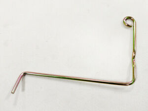 Maserati 3200 4200 GranSport OEM Hood Bonnet Hooking Spring Rod NEW 60540718