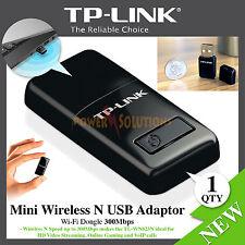 TP-LINK TL-WN823N 300Mbps Mini Wireless N USB Adapter Wi-Fi Dongle Brand New