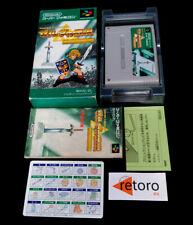 LEGEND OF ZELDA LINK TO THE PAST Super Famicom Nintendo SNES SFC JAP Complete