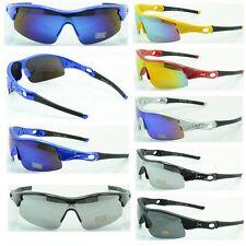 284 X Men Women Sports Eyewear Running Cycling Baseball Sunglasses UV400