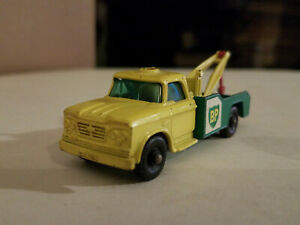 Matchbox Lesney No 13 Dodge Wreck truck