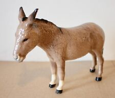 More details for beswick donkey gloss no. 2267 14 cm tall