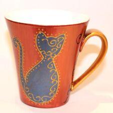 Derya Katze Henkelbecher Teetasse Mug Kaffeebecher