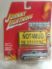 2005 JOHNNY LIGHTNING   WORKING TRUCKS   1964 FORD FALCON RANGHERO   R.R.TIRES