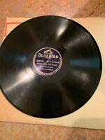 Slow Freight / Bugle Call Rag   Glenn Miller 78 RPM Bluebird