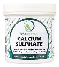 Special Ingredients Calcium Sulphate Gypsum Powder 100g