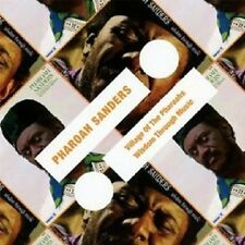 Pharoah Sanders-Village of the pharoahs/Wisdom through music CD NUOVO