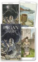 Pagan Tarot Cards and Divinatory Instructions by Lo Scarabeo