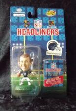 "1996 CORINTHIAN HEADLINERS  Stan Humphries  SAN DIEGO CHARGERS  3"" Figurine"