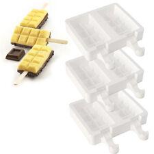 Silikomart Choco Stick Ice Cream Mold, Set of 3