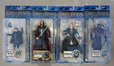 New Toy Biz The Lord of the Rings The Return Of The King 4pc. Action Figure Set