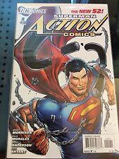 Superman Action Comics #2 Ethan Van Sciver Variant Cover DC New 52 Comics Grant