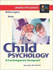 Child Psychology: A Contemporary Viewpoint Hetherington, E. Mavis, Parke, Ross