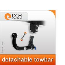 Detachable towbar hook (vertical) Vauxhall Corsa D 2006 onwards
