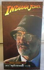 2008 Medicom Jouets Indiana Jones Henry 30.5cm Figurine Articulée MIB Sideshow