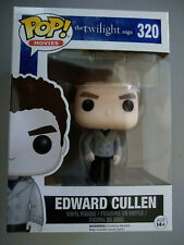 Funko Pop! The Twilight Saga Edward Cullen #320 VAULTED MIB with Protector