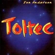 Jon Anderson - Toltec - CD  Rock, Classic Rock, Electronic, Ambient
